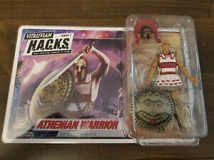 Vitruvian Hacks Athenian Warrior Series 1 MOC
