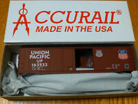 Accurail HO #1505 Union Pacific (50' Combo Door Boxcar)