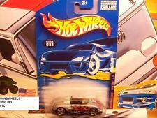 HOT WHEELS 2001 #81 -1 MX-48 TURBO SLVR 3 SP CHINA 01CA