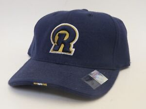 LOS ANGELES LA RAMS Fitted NFL Cap/Hat - Navy / Gold NIKE