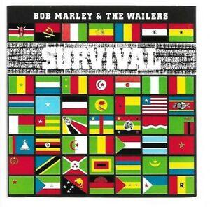 ╚ BOB MARLEY (2020 New & Remastered CD) ╝■ ╚ SURVIVAL - AFRICA UNITE (1979) ╝