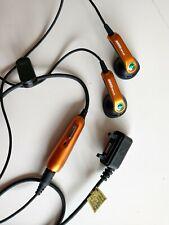 Sony Ericsson Headset Orange Black