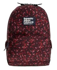 Girls Superdry backpack  scatter berry BNWT