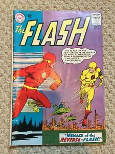 The Flash #139 - 1st Appearance of Professor Zoom: Reverse Flash