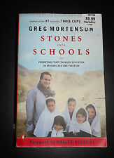 Stones Into Schools : Promoting Peace with Education in Afghanistan and...