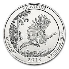 2015 5 oz Silver ATB Kisatchie National Forest, LA - SKU #87607
