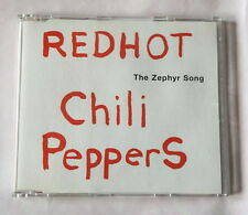 Red Hot Chili Peppers The Zephyr Song promo German cd singleFlea Funky Metal