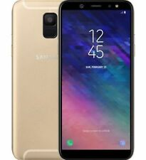 "Samsung Galaxy A6 2018 Dual SM-A600GN/L/ DS GOLD 32GB 5.6"" FACTORY UNLOCKED"