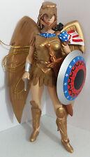 DC Direct Kingdom Come Alex Ross Armored Wonder Woman Action Figure
