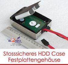 Stassresistent Harddisccasing Hard Drive Frame HDD Caddy Silikonkissen Cf27 Mm