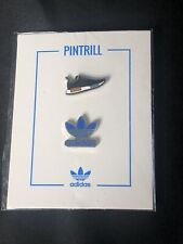 Pintrill x Adidas NMD and Trefoil Logo Pin Set Complexcon New