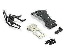 HPI SAVAGE FLUX XS MINI Front bumper, skid plate & aluminum tray set