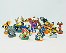 Skylanders Giants Figures Lot of 14 Video Games Wii PS3 XBox Toys