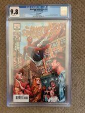 Amazing Spiderman Volume 5 #24 CGC 9.8 Marvels anniversary variant free shipping