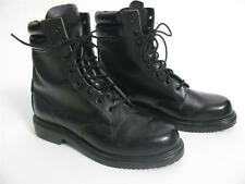 RED WING SHOES USA BLACK LEATHER COMBAT MILITARY RANGER EXCELLENT BOOTS ~10 B