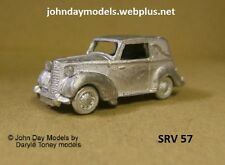00/4mm JOHN DAY WHITE METAL KIT, HILLMAN MINX PHASE I DHC 1939-1947