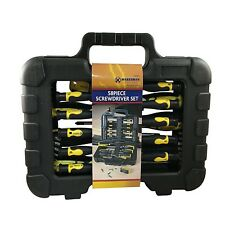 Marksman 58PC Destornillador Set Torx Bit caso Kit de Herramientas Precisión Phillips 54197 C