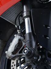 R&G racing horquilla protectores para caber DUCATI 959 Panigale 2016 >