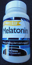 Natures Best Solution Melatonin 3mg Perfect Nights Sleep - 30 Tablets