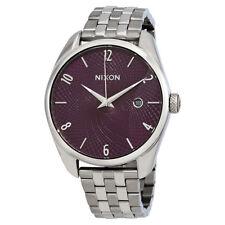 Nixon Bullet Plum Dial Ladies Watch A418-2157-00