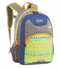 COLEMAN Kids Adventure Gadget Backpack Hiking Camping 20L NEW WITH TAGS