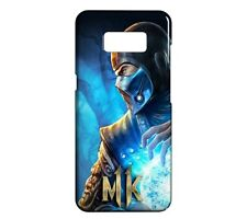 Coque rigide pour Galaxy PLUS S10+ Mortal Kombat Sub-Zero Concept Art 06