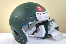 Schutt Youth Football Helmet Vengeance Matte Dark Green New 2017 Medium 185