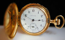 Solid Gold Antique Pocket Watches