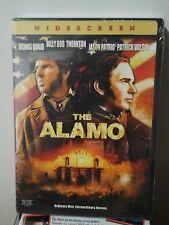 New Sealed The Alamo DVD Widescreen edition - Quaid, Thornton, Patric, Wilson