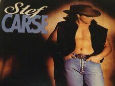 STEF CARSE Tape Cassette SELF TITLED ALBUM 1993 PGM4-1319 ~ ACHY BREAKY DANSE