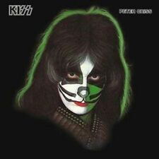 Kiss Metal 33 RPM Speed Vinyl Records
