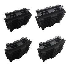Lego Duplo Schienen Set Gerade und Kurven hellgrau und dunkelgrau Eisenbahn