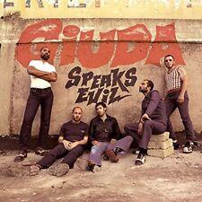 GIUDA - SPEAKS EVIL  CD NEU