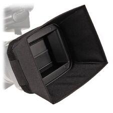 New PO3 Lens Hood designed for Sony DSR-PD250P.