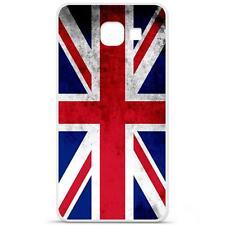 Coque Housse Etui Samsung Galaxy A3(2016) à motif Silicone Gel - Drap Angleterre