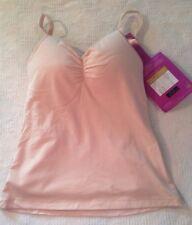 Breast Feeding Tank Top Shapewear Size XS Dr Rey Detachable Built In Bra