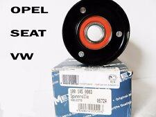 Spannrolle Meyle 100145003, 400133770 mit Mittel-Rille Opel, VW, Seat