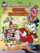 Happy Birthday, Onkel Dagobert! von Walt Disney (2017, Gebundene Ausgabe)