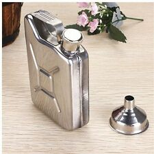 Wedding Party Bar Hip Flask With Funnel Liquor Whisky Bottle Alcohol Drinkwares