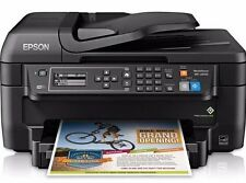 Epson Workforce WF-2650 Wireless All-in-one Inkjet Printer BRAND NEW ! WITH INKS