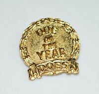 Benevolent and Protective Order of Elks DOE Of The Year Pin STANGE