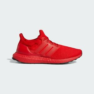 Adidas UltraBoost Scarlet Red Black Boost Running FZ3606 Women's Multiple Sizes