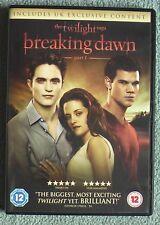 The Twilight Saga: Breaking Dawn - Part 1 [DVD] - Cert 12