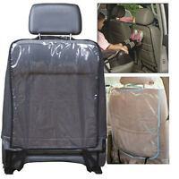 Car Auto Seat Back Protector Cover For Children Kick Mat Mud Clean Salable Hot