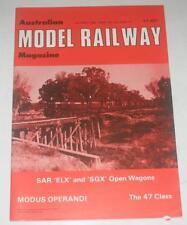 NMRA   Australian Model Railway Magazine - October 1982 Vol 10 #11