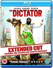 The Dictator [Blu-ray] [Region Free] [DVD][Region 2]