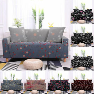 3D Novelty Slipcovers for Sofas Loveseats Protectors for 3 Cushion Couch Stretch