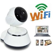 HD Wireless Surveillance IP Camera Network Home Wide-angle Night Vision Webcam