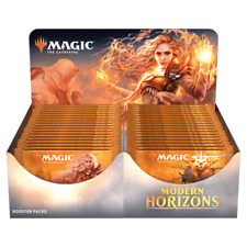 Modern Horizons Booster Box - MTG - Sealed Brand New! ENGLISH - SHIPS ASAP!