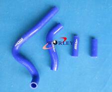 For KAWASAKI KX250 KX 250 2004-2007 04 05 06 07 silicone radiator hose BLUE